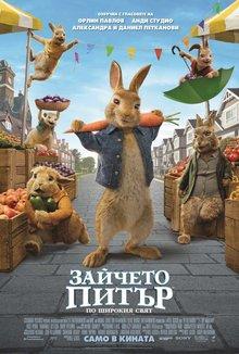 Зайчето Питър: По широкия свят poster